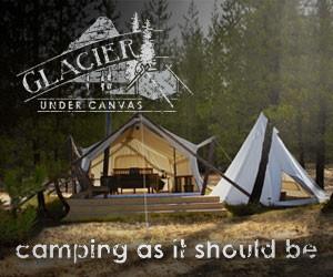 Glacier Under Canvas - Luxury Camping : Glamping.