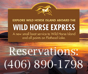 Wildhorse Express Boat Tours - Providing private tours of Wildhorse Island for groups up to 8, aboard our 22-foot boat. Specializing in 4-5 hour lake tours, with a 2+ hour stop to hike Wildhorse Island.