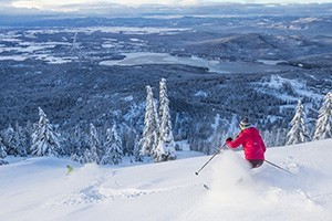 Whitefish Mountain Resort | Slopeside Lodging
