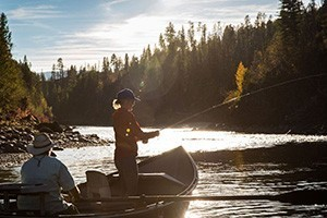 Glacier Guides & Montana Raft Co - Fishing Trips :: Offering 1/2-day, full-day, multi-day guided excursions, plus a complete guide school. Our experts know these waters and will make your trip a truly memorable one.