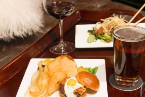 The Firebrand Hotel - dining & lounge