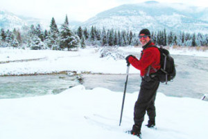 Spoke & Paddle - XC ski trips into Glacier Park