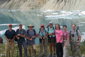 National Park HIKING TOURS | Timberline Adventures :: Fully supported hiking tours to the heights of Glacier and Waterton Lakes National Parks.  Committed to adventure for over 35 years – we know adventure!