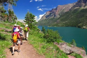 Glacier Guides & Montana Raft Company :: We are adventure travel experts having guided families on raft trips, Glacier Park hikes and backcountry campouts for over 35 years. New Lodge accommodations too.