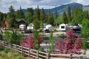 Columbia Falls RV Park - open Apr 1 - Oct 20