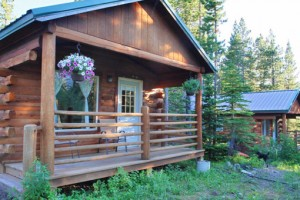 Summit Mountain Lodge - cabin lodging & dining