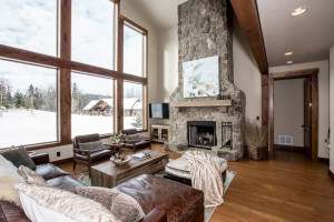 Lodge at Whitefish Lake - lakefront luxury