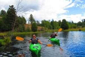 Sea Me Paddle - rentals on Whitefish Lake
