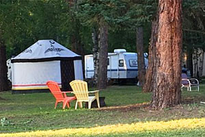 Swan Lake Trading Post & Campground