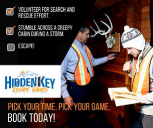 Hidden Key Escape Games