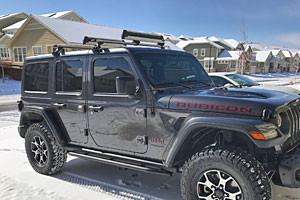 Glacier Jeep Rentals