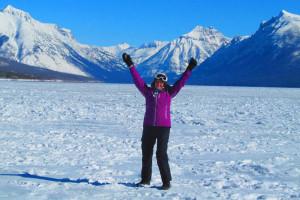 Glacier Treks | guided winter park tour