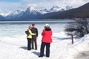 Glacier Adventure Guides - winter Park tours