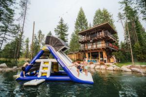 Glacier Highline Adventure Park & Paddle Package