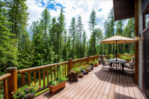 Whitefish Escapes - Fall Cabin Rentals
