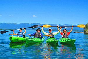 Sea Me Paddle Rentals - on Whitefish Lake
