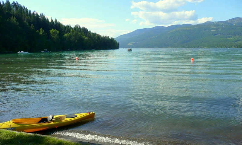 Whitefish Lake State Park