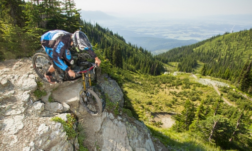 montana mountain biking The bad rock zone is a great starting place for lift-accessed mountain biking this zone encompasses 4 miles of trails ranging from beginner to expert overflow zone.