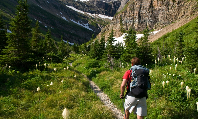 Glacier National Park Montana Hiking