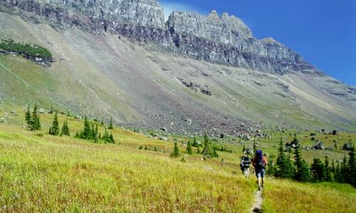 Bob Marshall Wilderness Backpacking