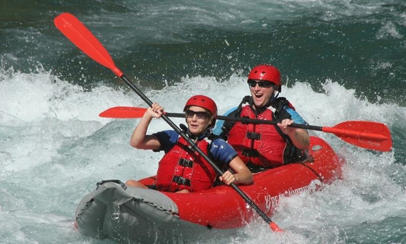 Whitefish Kayaking Flathead River