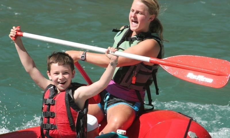 Whitefish Rafting