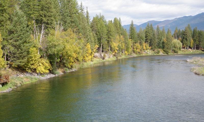 Whitefish Montana Lakes Rivers Amp Waterfalls Alltrips
