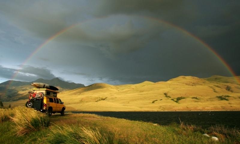 Camping Van Montana Sportsmobile