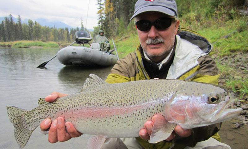 Fly Fishing in Bigfork Montana