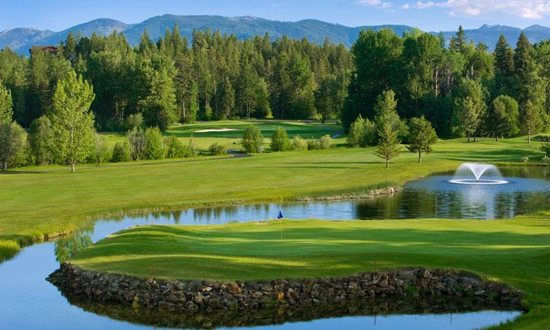 Whitefish Montana Golf Courses Alltrips