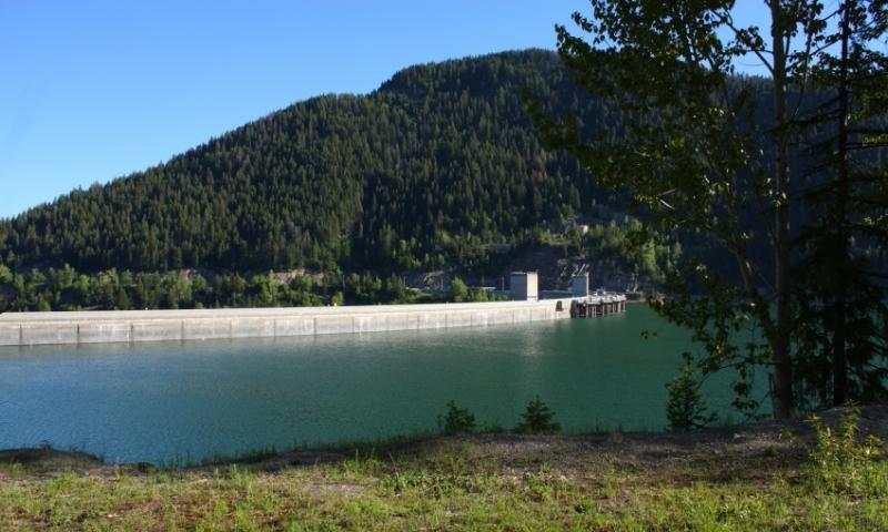 Hungry Horse Reservoir
