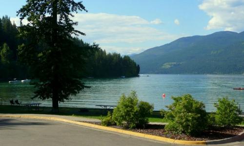 Whitefish Lake State Park Montana
