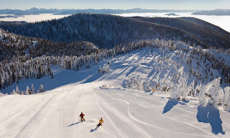 Whitefish Ski Resort Montana Alltrips