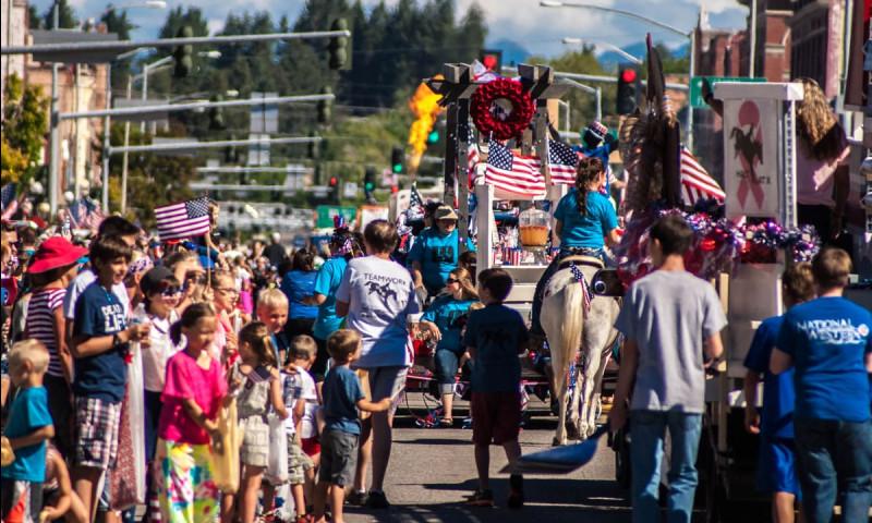 Kalispell July 4th Parade