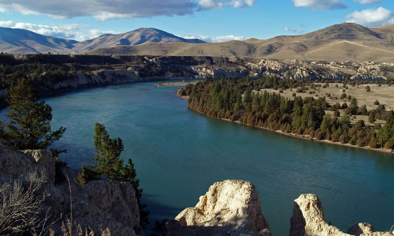South fork flathead river montana fly fishing camping for Whitefish montana fishing